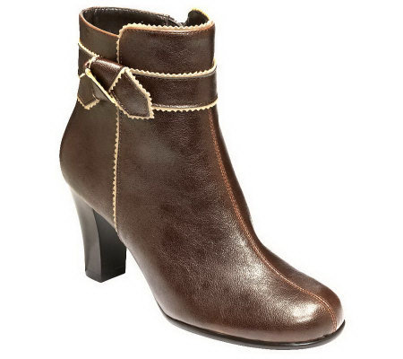 A2 by Aerosoles Ground Role Ankle Boots