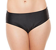 Simply Swim Solid Control Brief - A332378