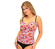 Fit 4 U Lift Bright Spot U-Wrap Swim Top - A333378