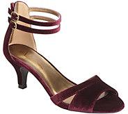 A2 by Aerosoles Heel Rest Dress Sandals - Vineyard - A359878