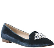 Sole Society Bejeweled Flats - Libry - A361178
