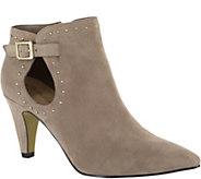 Bella Vita Leather Booties - Delfina - A362078