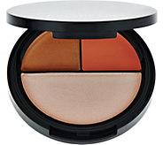 EVE PEARL Blush, Bronzer & Illuminator Compact - A411278