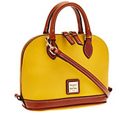 Dooney & Bourke Pebble Leather Bitsy Bag - A257679
