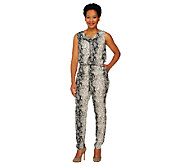 View by Walter Baker Sleeveless Jumpsuit - A263379