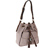 Dooney & Bourke Samba Leather Drawstring Bag - A263879