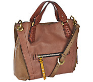 orYANY Italian Grain Leather Satchel - Tristen - A266679