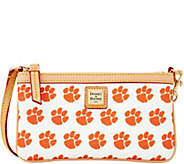 Dooney & Bourke NCAA Clemson University Slim Wristlet - A283279