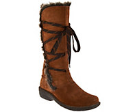Clarks Artisan Suede Tall Boots - Avington Hayes - A283779