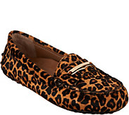 Vionic Orthotic Haircalf Loafers - Ashby - A293779