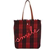 ED Ellen DeGeneres Oax to Oax Tote Handbag - A297179