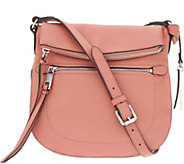 Vince Camuto Leather Crossbody Handbag - Tala - A304479