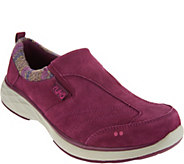 As Is Ryka Suede Slip-On Shoes with CSS Technology - Terrain - A306179