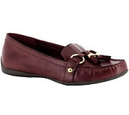 Bella Vita Mallory Leather Slip-on Mocassins - A330379