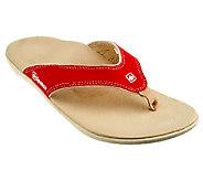 Spenco Orthotic Thong Sandals - Yumi - A334579