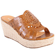 Nomad Espadrille Wedge Sandals - Limoncello - A336579