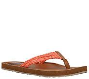 Sakroots Flip Flop Thong Sandals - Bethanny - A339879