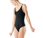 Spanx Hide & Sleek Bodysuit with Thong Back - A82779
