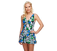 Fit 4 U Cs Oasis Ring Swim Dress - A252580