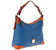 Dooney & Bourke Pebble Leather Hobo - A257680