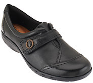 Cobb Hill by New Balance Leather Monk Strap Shoes - Pamela - A259180