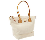Dooney & Bourke Suede Tulip Shopper - A259380
