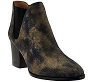 G.I.L.I. Leather Chelsea Boots - Baldwyn - A269780