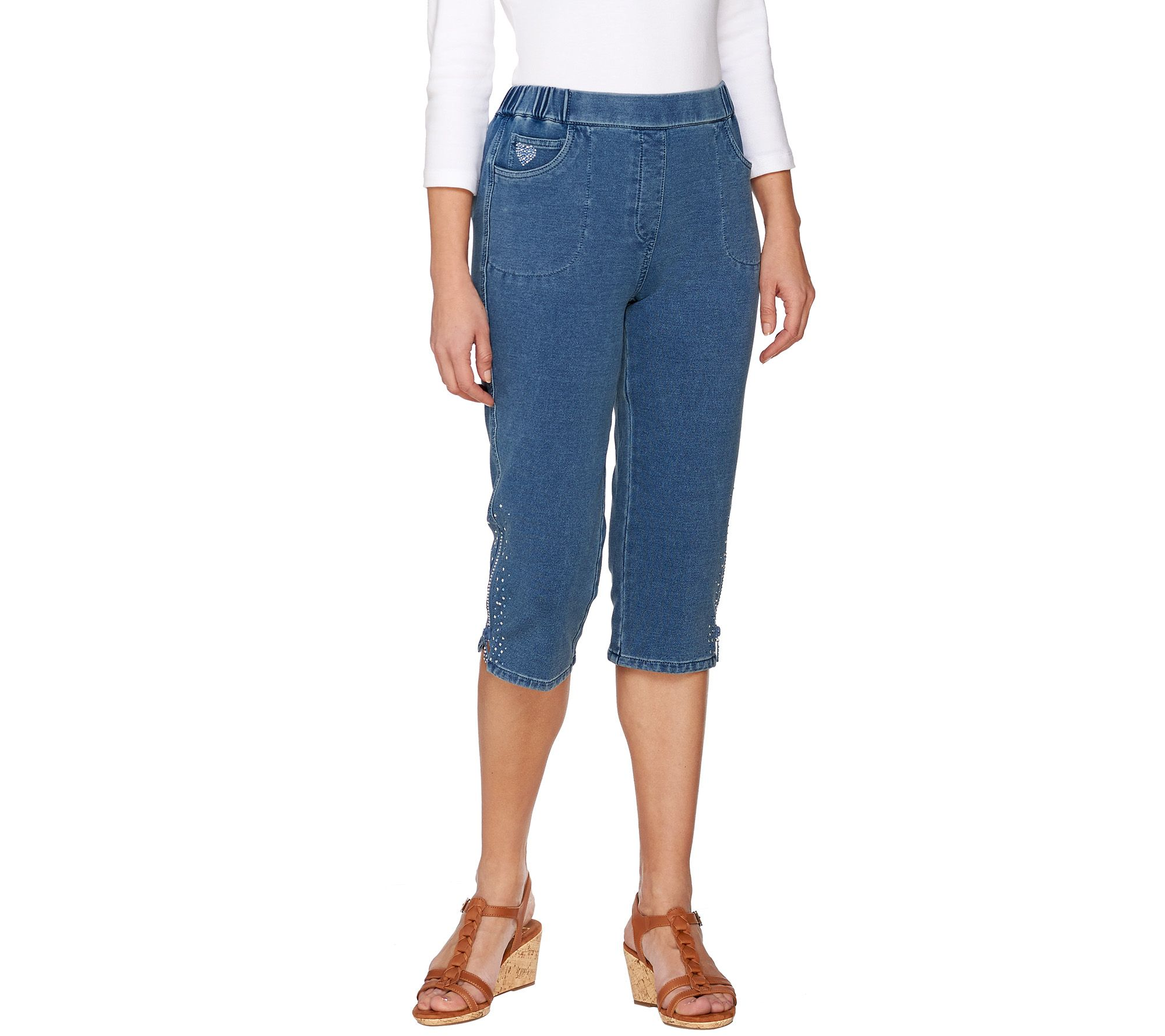Find capri pants at Macy's Macy's Presents: The Edit - A curated mix of fashion and inspiration Check It Out Free Shipping with $75 purchase + Free Store Pickup.