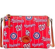 Dooney & Bourke MLB Nylon Nationals Crossbody Pouchette - A281580