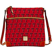 Dooney & Bourke NCAA Texas Tech University Crossbody - A283180