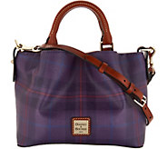 Dooney & Bourke Riverton Plaid Mini Barlow Crossbody - A300480