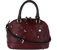 Tignanello Vintage Leather Andromeda Mini Dome Crossbody - A300880