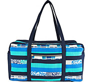 As Is Vera Bradley Limited Edition Large Duffel - A301180