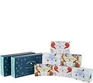 Hand in Hand Set of Six Soaps in Gift Box - A302980