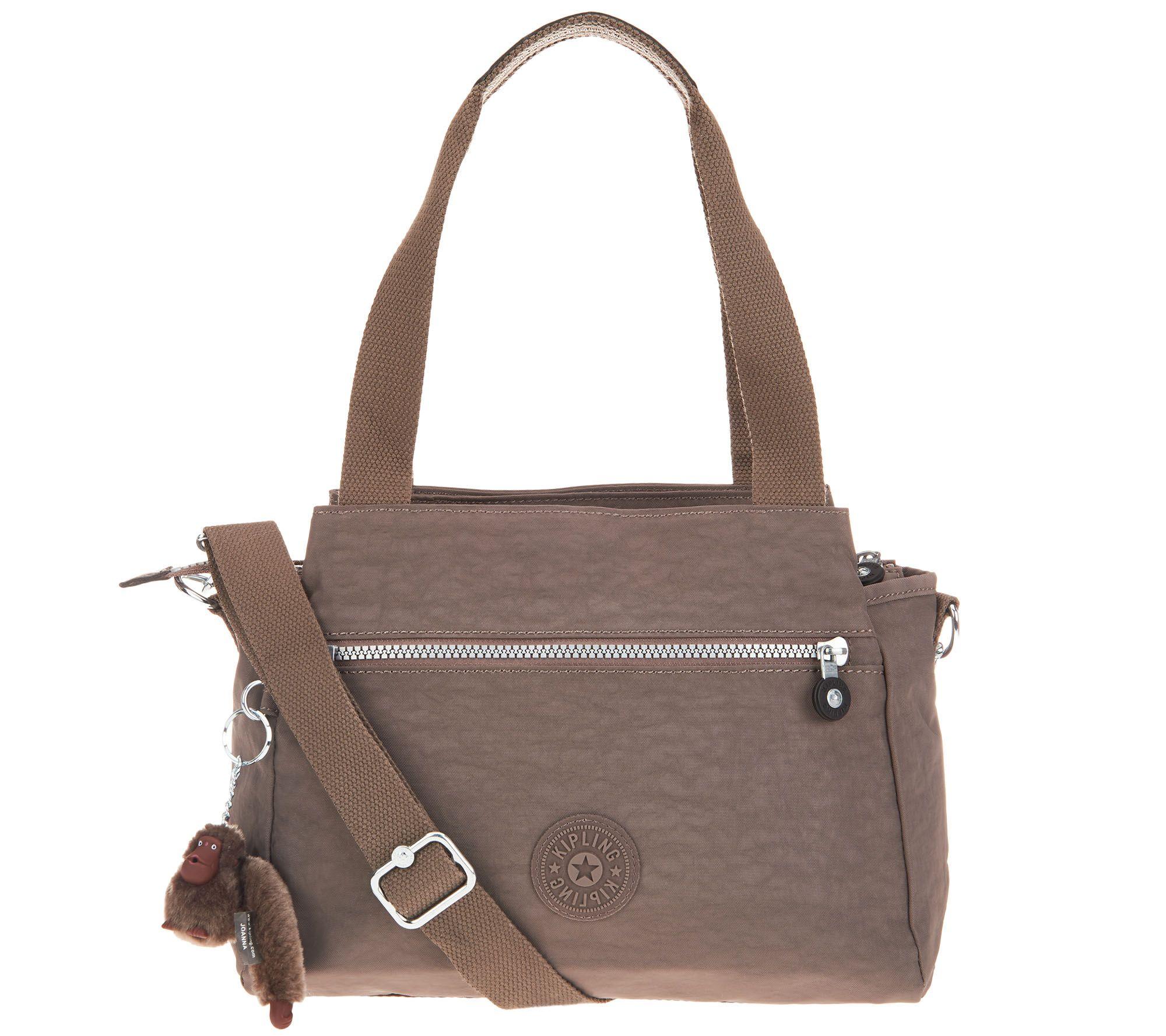 Kipling Convertible Satchel Handbag Elysia A304380