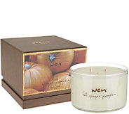 WEN by Chaz Dean 22 oz 3-wick Fall Candle Auto-Delivery - A304580