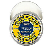 LOccitane Pure Shea Butter Tin 5.2 oz - A323180