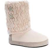 MUK LUKS Womens Sofia Slippers - A355480