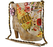 L`Artiste by Spring Step Leather Crossbody - Fabnfun - A360080