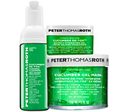 Peter Thomas Roth Cucumber De-Tox and De-StressKit - A360980