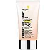 Peter Thomas Roth Max Mineral Naked SPF 45 Sunscreen - A413580