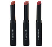 bareMinerals Purely Brilliant Multi-tasking Lipcolor Trio - A254381