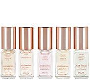 Josie Maran Argan Holistic Eau De Parfum 5-piece Fragrance Set - A288381