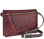 Tignanello Vintage Leather Belt Bag- Mojave - A296381