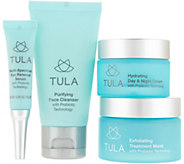 TULA by Dr. Raj Exfoliating Mask and Travel Set Auto-Delivery - A307381