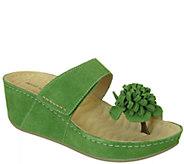 David Tate Wedge Sandals - Jolly - A336981