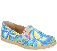 Comfortiva by Softspots Jute-Trimmed Slip-on Sneakers - Sifton - A339181