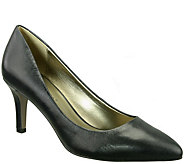 David Tate Leather Pumps - Opera 1 - A341381