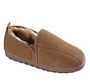 Lamo Mens Sheepskin Romeo Slippers - A186182