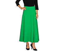 Liz Claiborne New York Petite Essentials Maxi Maxi Skirt - A253082